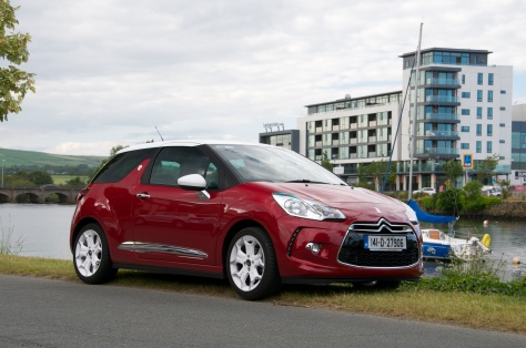 Citroen DS3 by Benefit