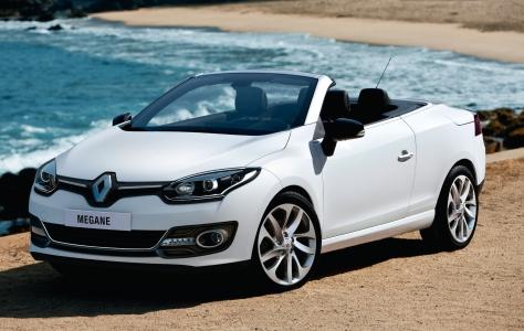 Renault Mégane Coupé-Convertible