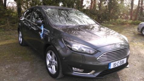Ford Focus Cavan Road Trip