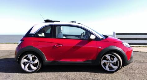 Opel Adam Rocks car review