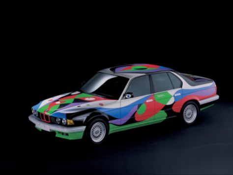 César Manrique BMW Art Car