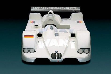Jenny Holzer BMW Art Car
