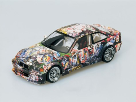 Sandro Chia BMW Art Car