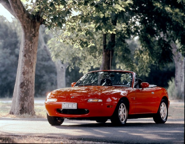 1990 1st generation Mazda MX5
