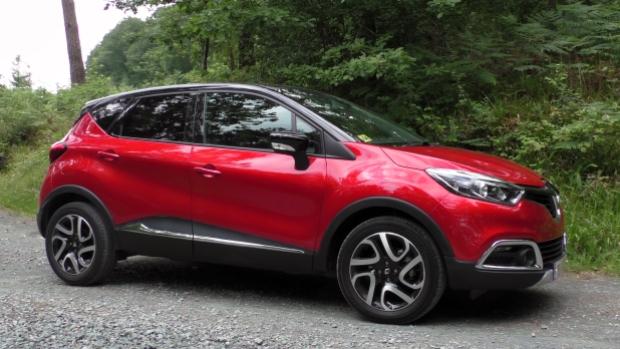 Renault Captur 1.5 dCi 90 Signature