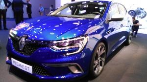 2015 Frankfurt Motor Show: Renault Megane