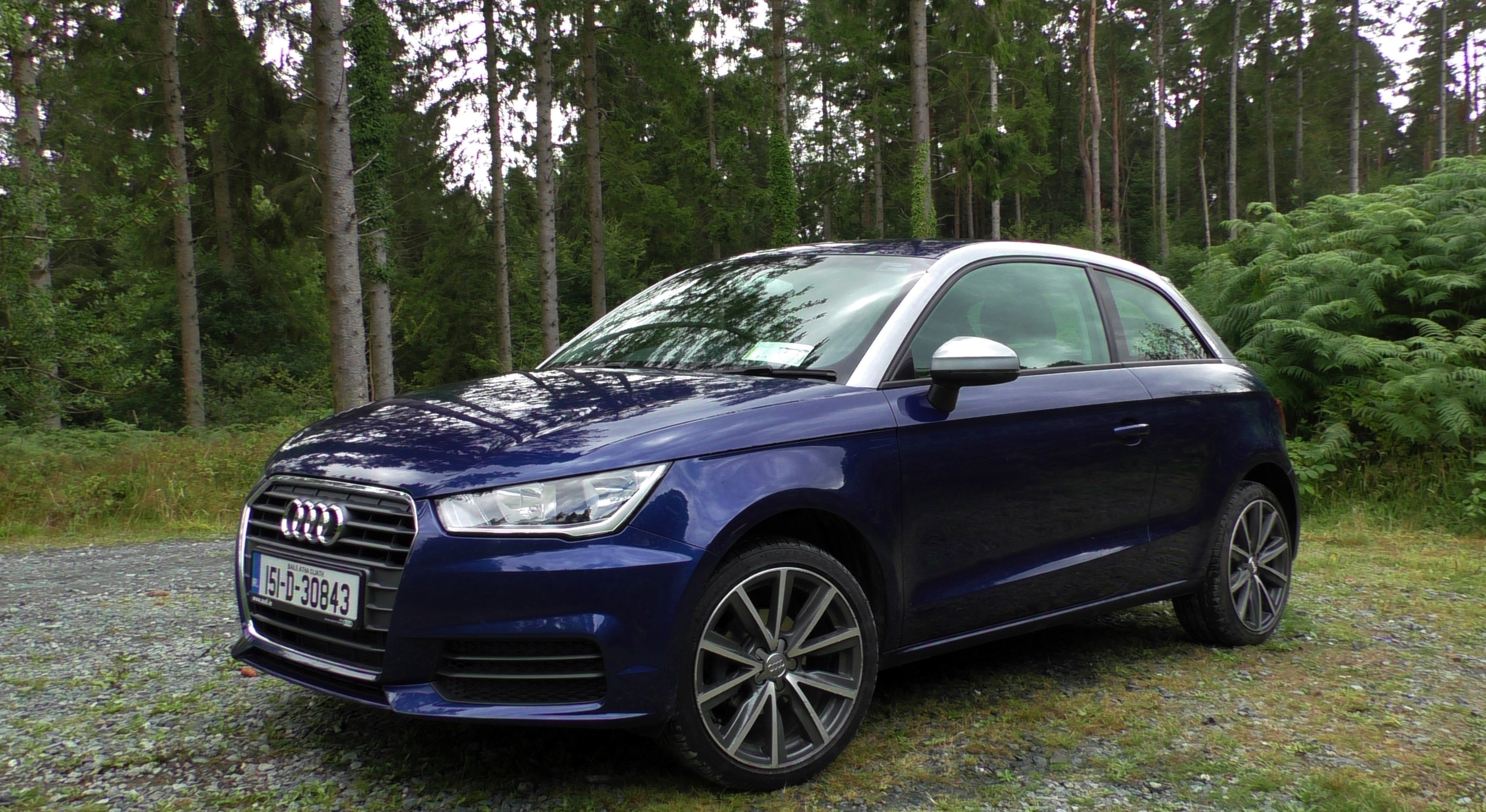 audi a1 1 0tfsi s tronic review changing lanes. Black Bedroom Furniture Sets. Home Design Ideas