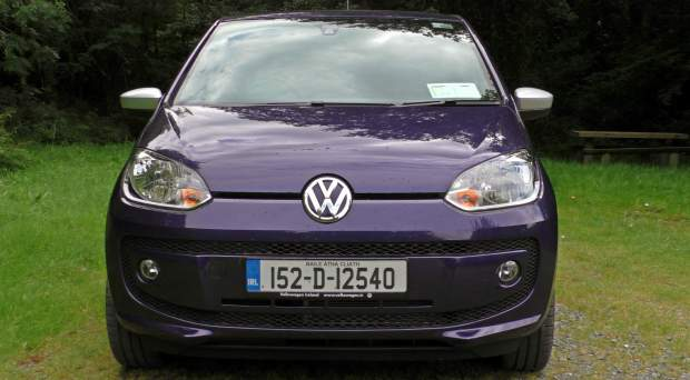 Volkswagen up! city car review