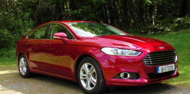 Ford Mondeo Review Irish Car of The Year 2016