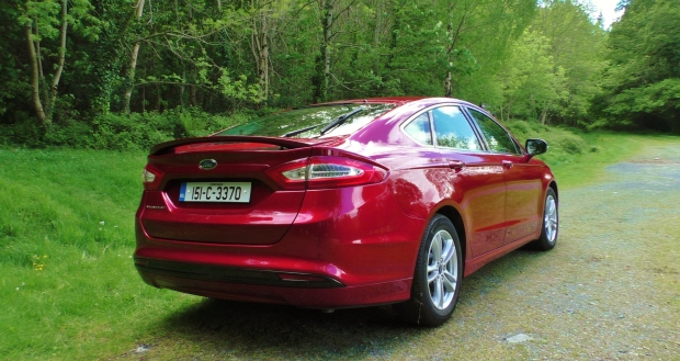 Ford Mondeo Review Irish Car Of The Year