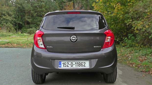 Opel Karl ChangingLanes.ie Car Review