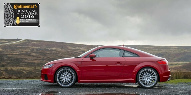 Audi TT Continental Irish Performance/Sport Car Of The Year