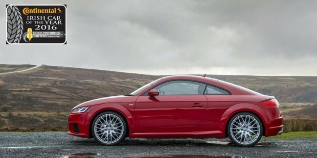 Audi TT Continental Irish Performance/Sport Car Of The Year