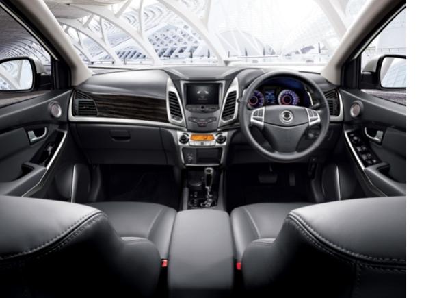 ssangyong korando SUV irish review