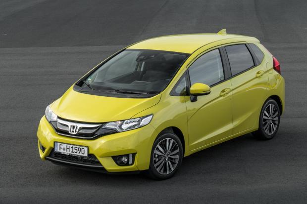 Honda Jazz small car review round up