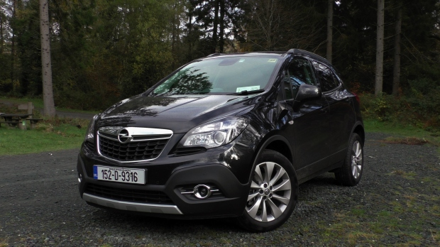 opel mokka irish review