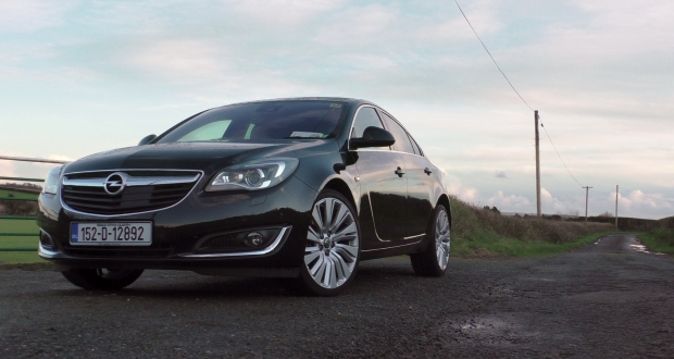 opel insignia irish review
