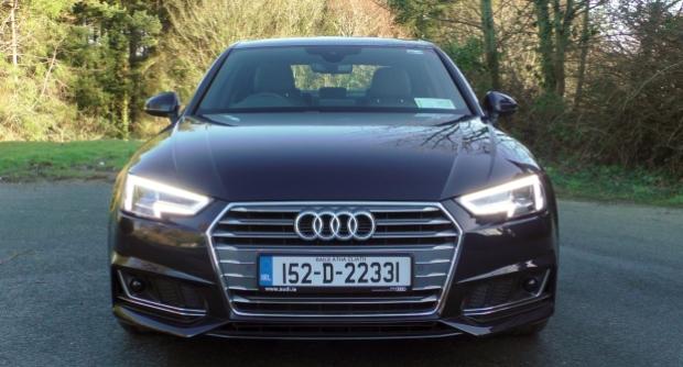 Audi A4 Irish Car Review