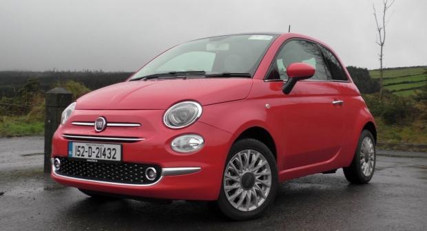 fiat 500 irish car review