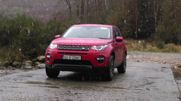 land rover discovery sport irish review