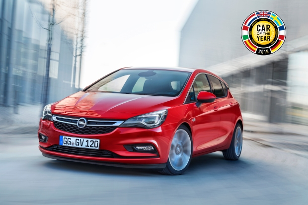opel astra european car of the year 2016