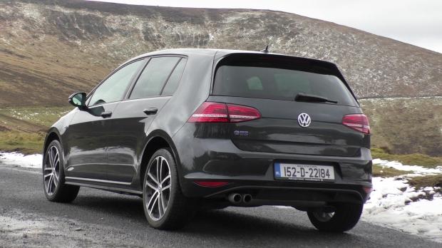 Volkswagen Golf GTE Irish Review