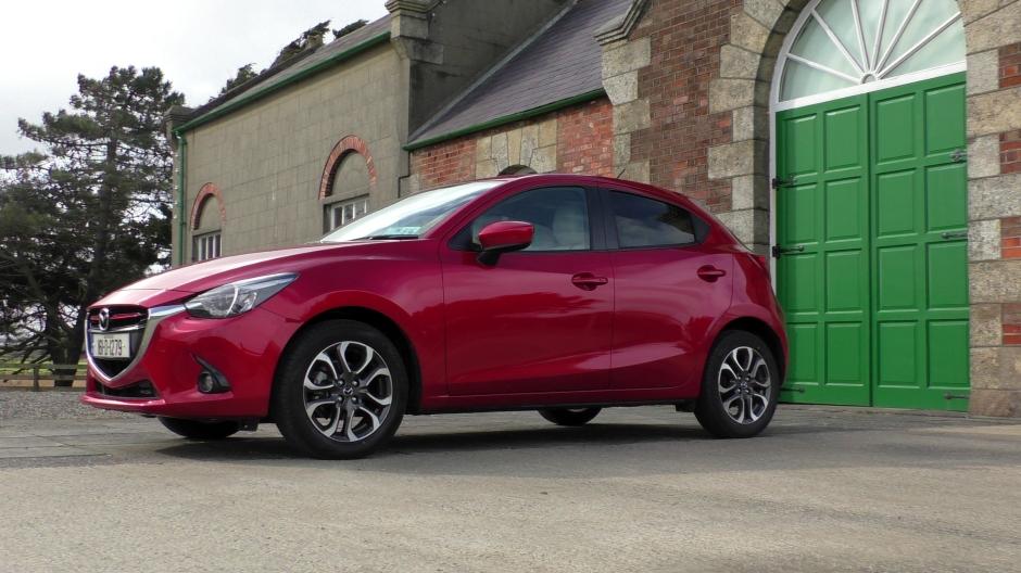 Mazda2 Irish review