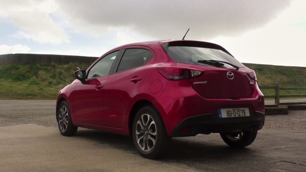 Mazda2 Irish review