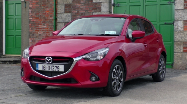 mazda 2 irish review