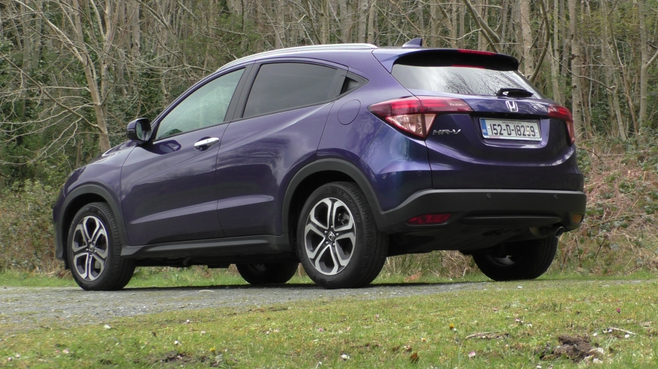 Honda HR-V ireland review