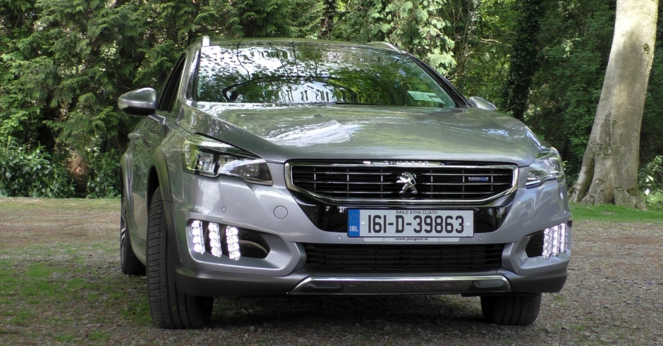 Peugeot 508 RXH Ireland Review
