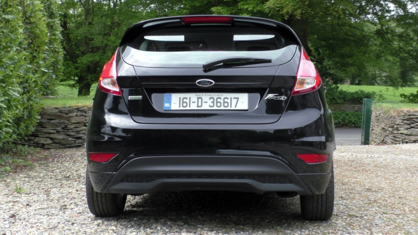 Ford Fiesta Black Edition Ireland Review