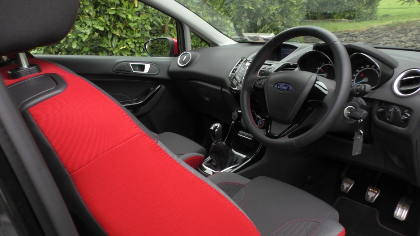 Ford Fiesta Black Edition EcoBoost Review Ireland