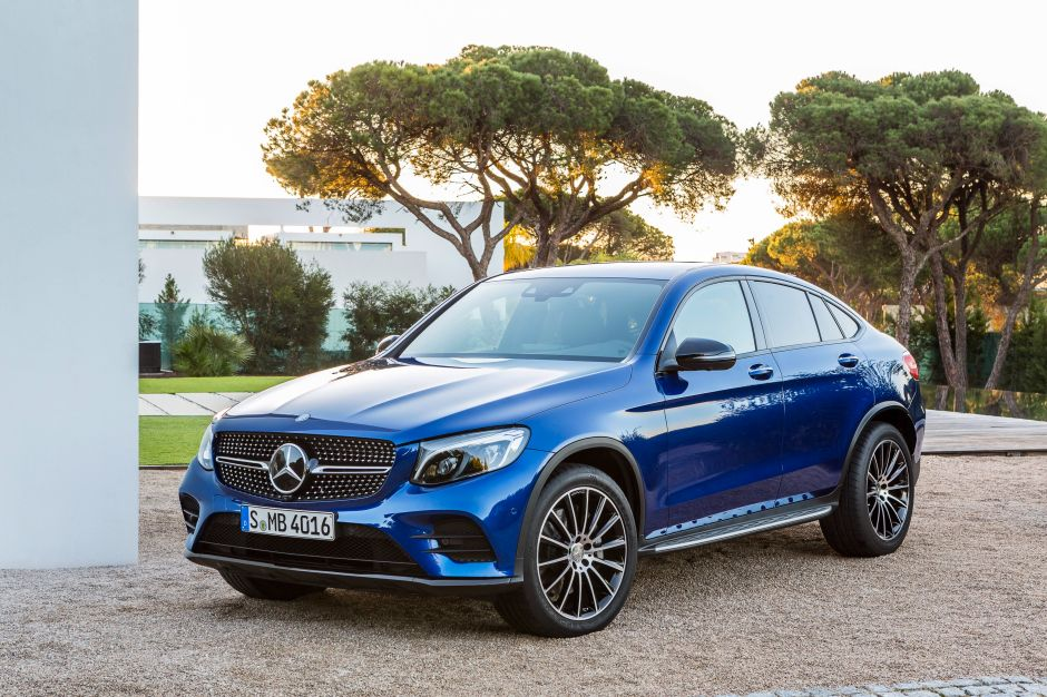 Mercedes-Benz GLC Coupé ireland