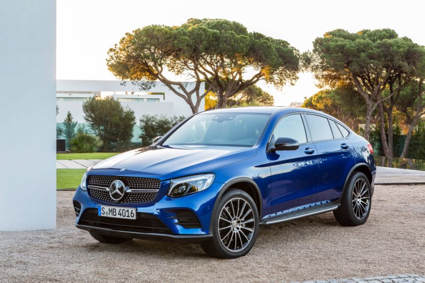 Mercedes-Benz GLC Coupé ireland