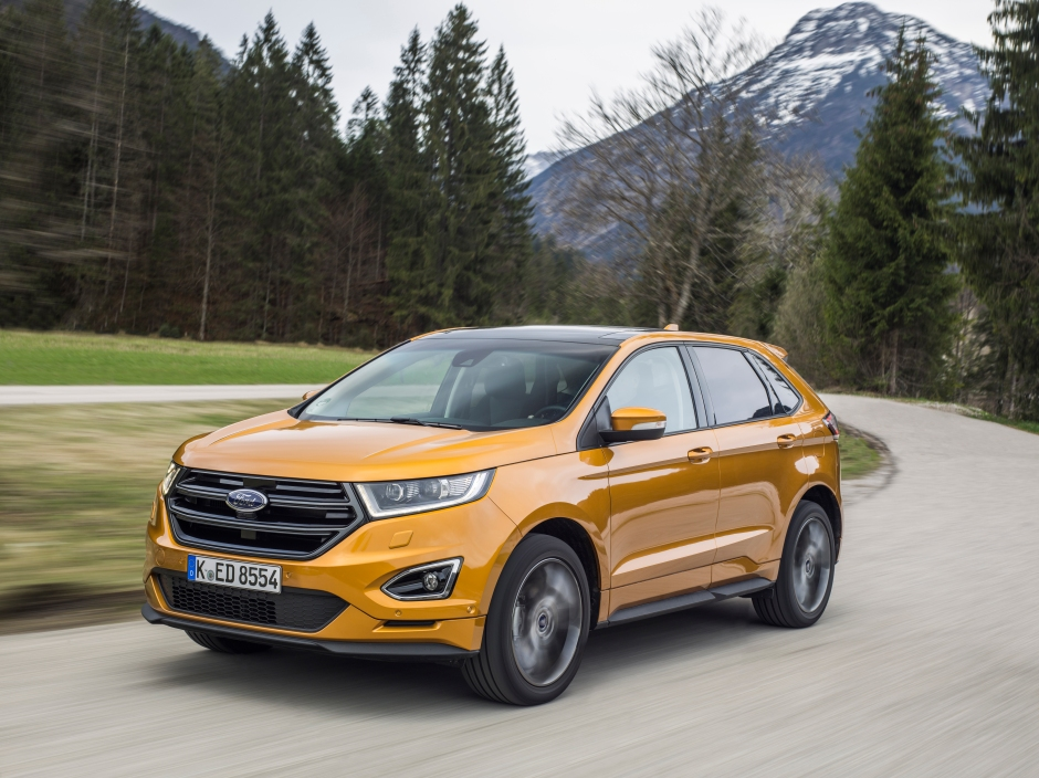 Ford Edge Ireland