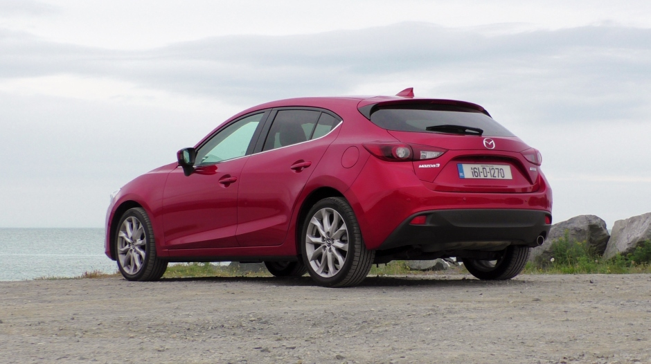 mazda3 ireland review